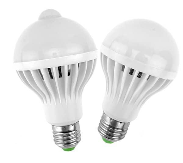 Лампочка с ИК-сенсором