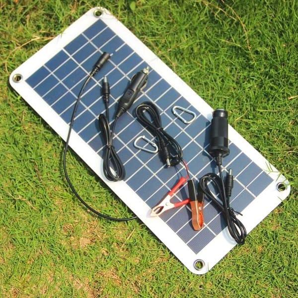 Гибкая солнечная панель Claite