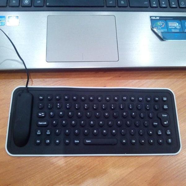 Тонкая клавиатура-дублёр