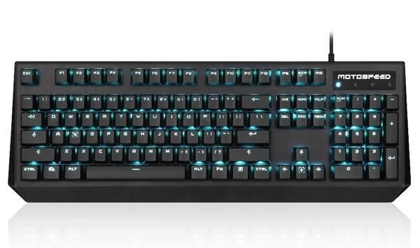 QWERTY-клавиатура Motospeed K95