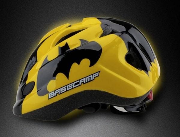 Детский шлем в стиле Бэтмена
