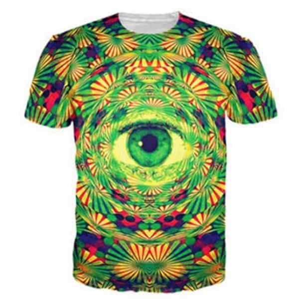 20 необычных мужских футболок с Aliexpress