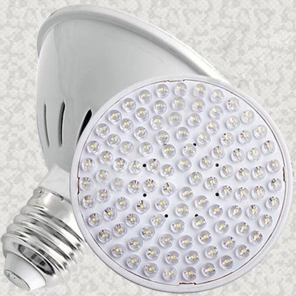 Лампочка со 100 светодиодами