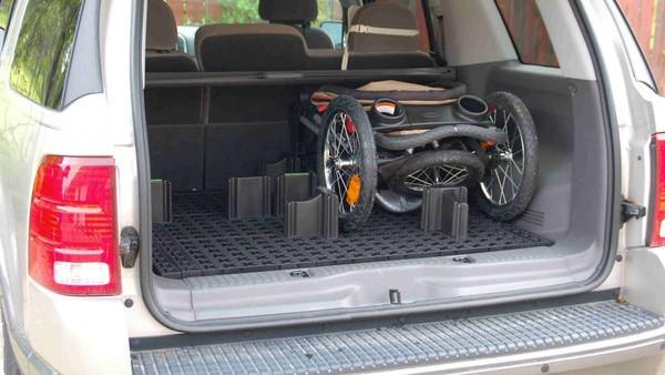 Универсальный органайзер для багажников T-MAT