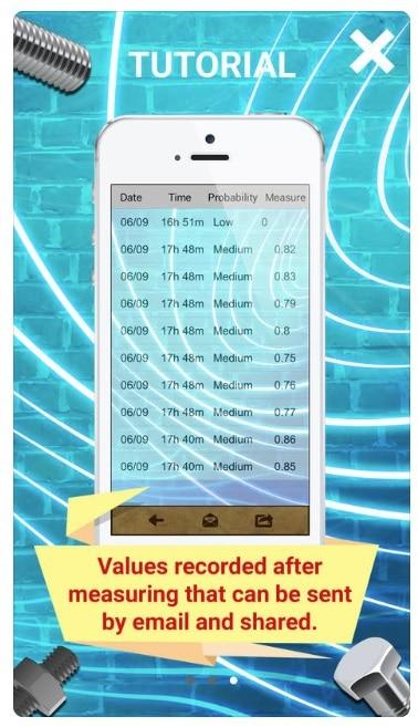 Stud Magnetic Detector PRO - приложение для поиска металлических деталей в стенах