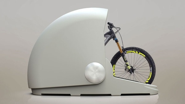 Капсула для хранения велосипеда Alpen