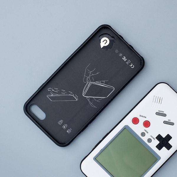 Чехол для iPhone с функцией тетриса