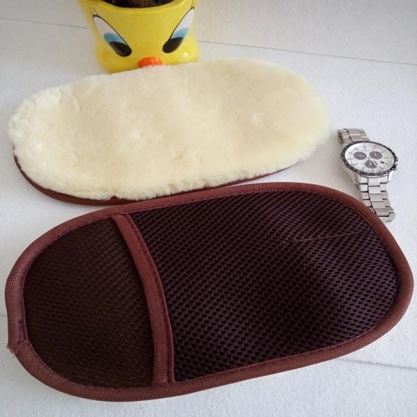 Мягкая перчатка для протирания и полировки