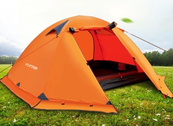Двухслойная палатка с тамбуром Flytop