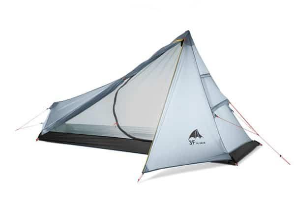 Лёгкая одиночная палатка