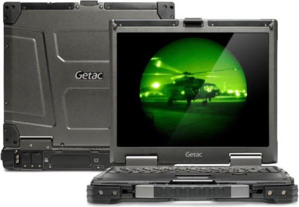 Ноутбук с защитой армейского уровня Getac B300