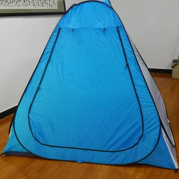 Лёгкая палатка для зимней рыбалки
