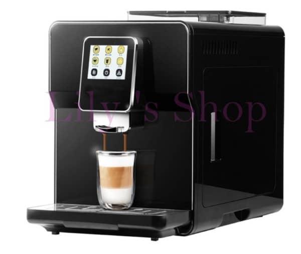 Кофемашина с экраном