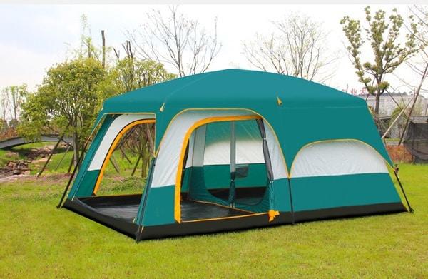 Большая семейная палатка