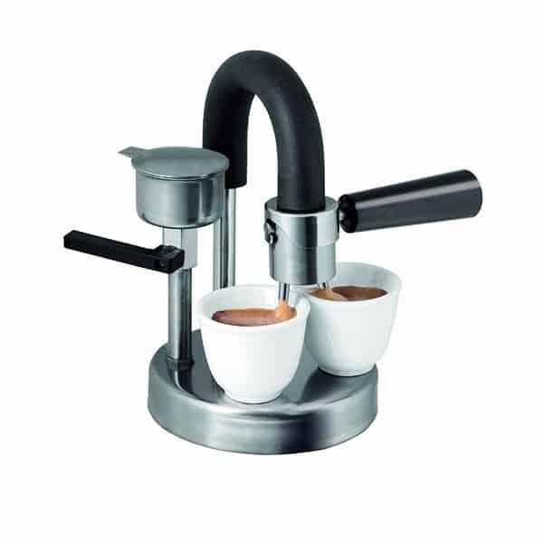 Газовая кофеварка