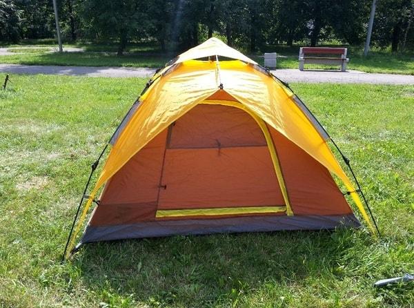 Многофункциональная палатка Gazelle Outdoors