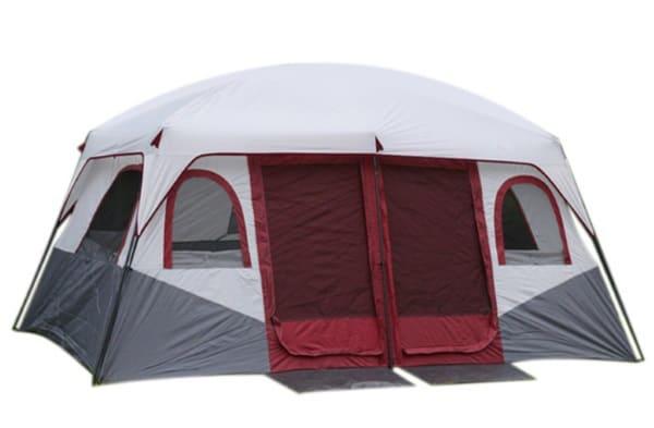 Палатка для путешествий большой компанией