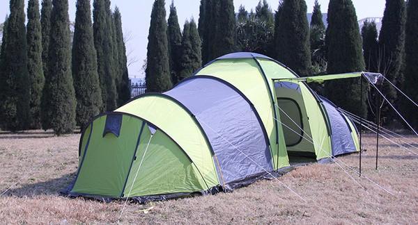 Палатка с 2 рукавами Tundra 6