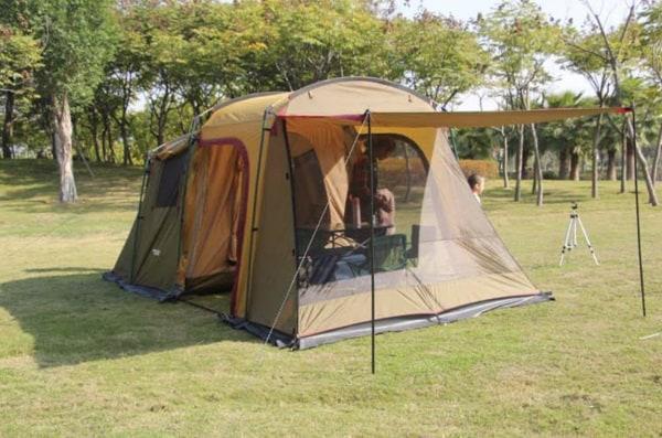 20 надёжных туристических палаток с Aliexpress 2018