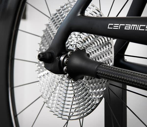Велосипедная трансмиссия нового поколения Driven Drivetrain