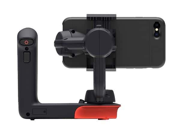 Кинооператорский стабилизатор Movi для iPhone