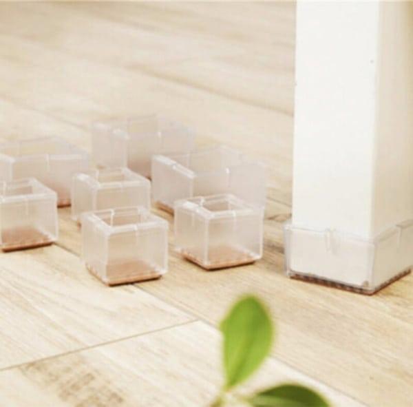 Силиконовые протекторы для ножек мебели