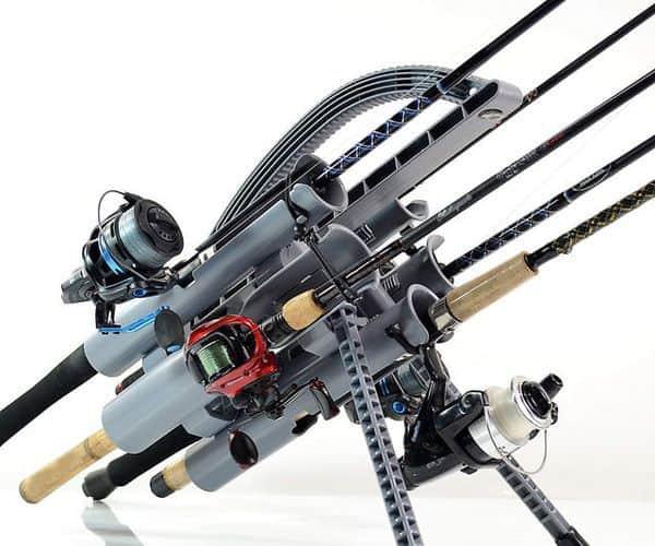 Ручной держатель для переноски удочек Rod-Runner Pro