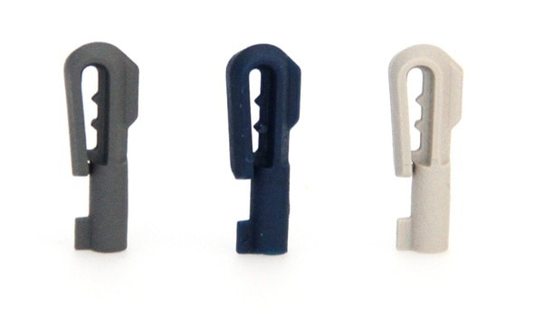 Малозаметный ключ для открывания наручников HK2 Colors