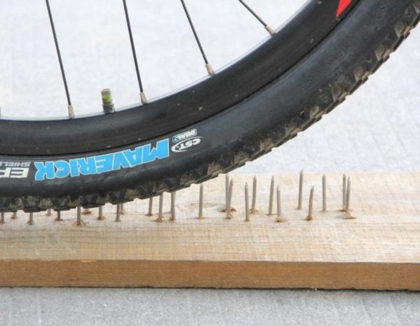 Жидкость для укрепления велосипедных шин