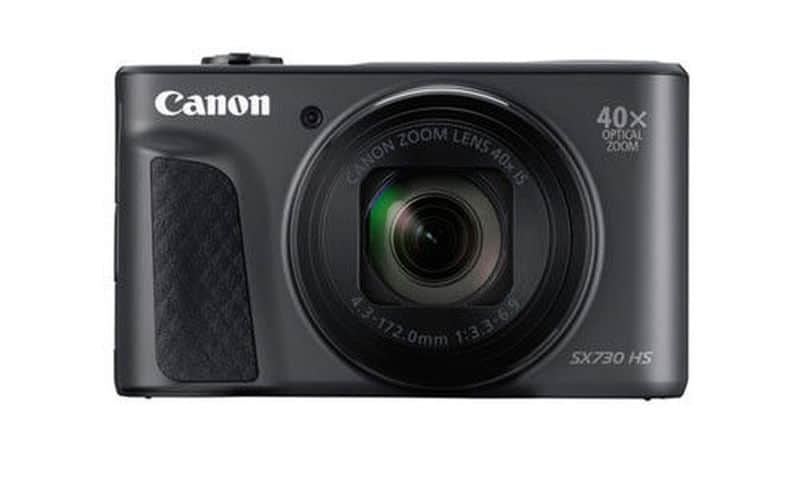 Ультракомпакт Canon PowerShot SX730 HS
