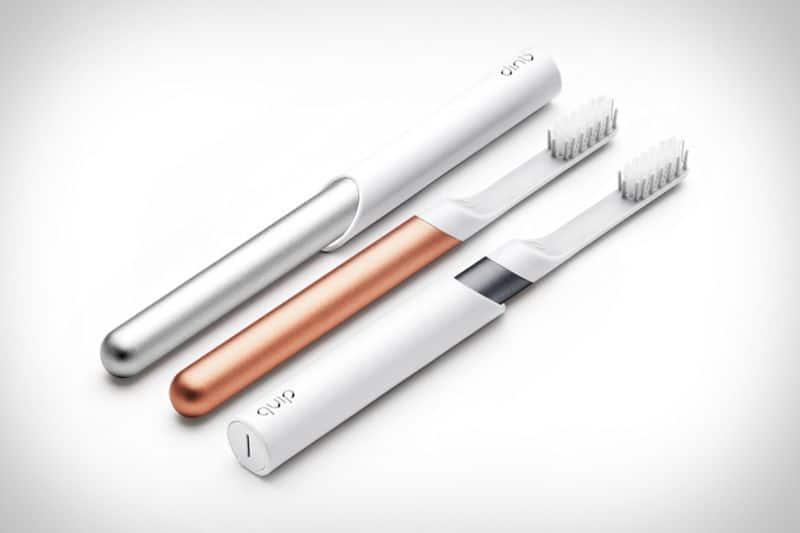 Электрическая зубная щётка Quip