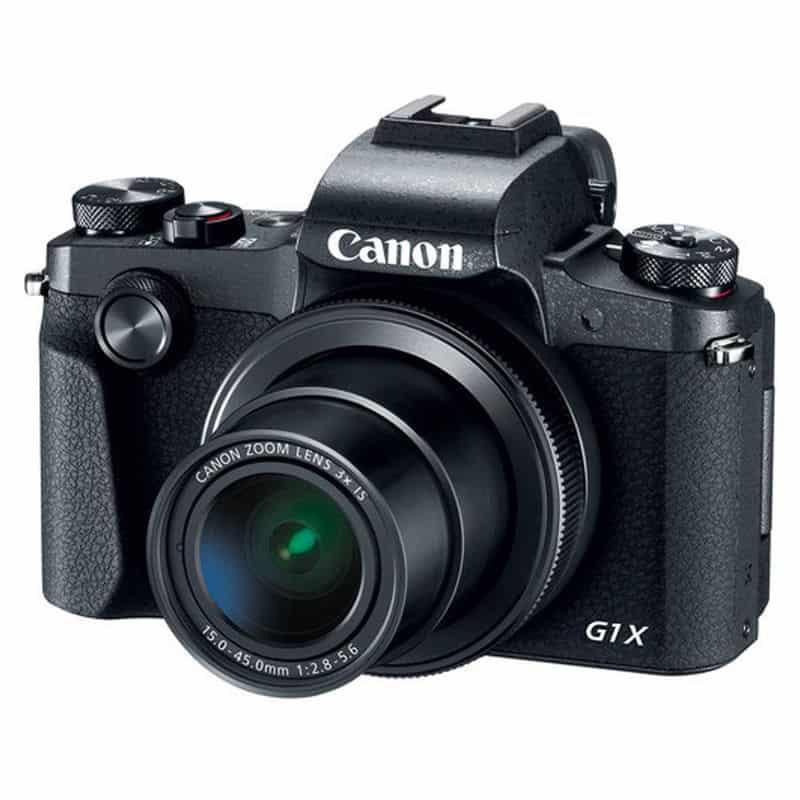 Фотоаппарат с видоискателем Canon PowerShot G1 X Mark III