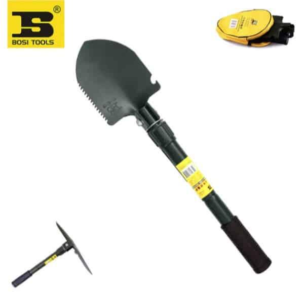 Компактная лопата Bosi