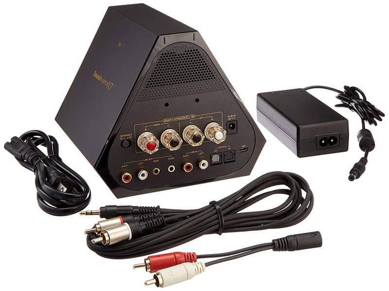 Продвинутый звуковой комбайн Creative Sound Blaster X7