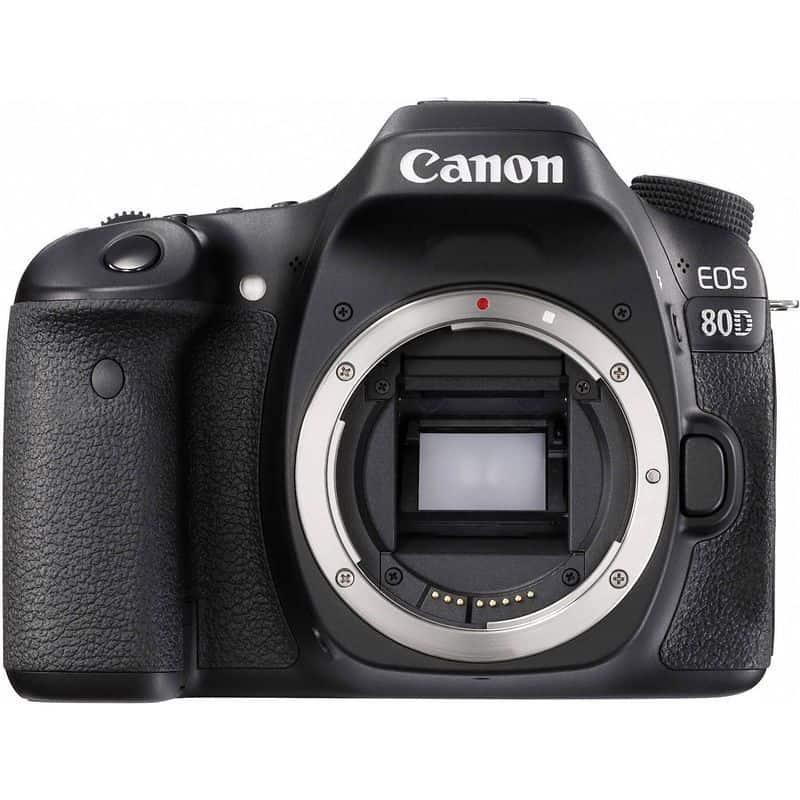 Камера для продвинутых любителей Canon EOS 80D
