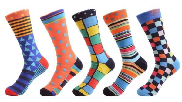 Яркие носки для ярких личностей
