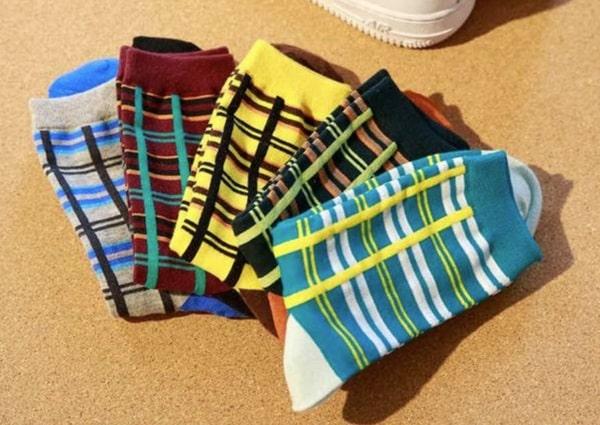 Казуальные мужские носки