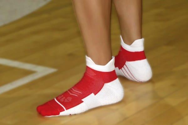 Кроссовочные носки