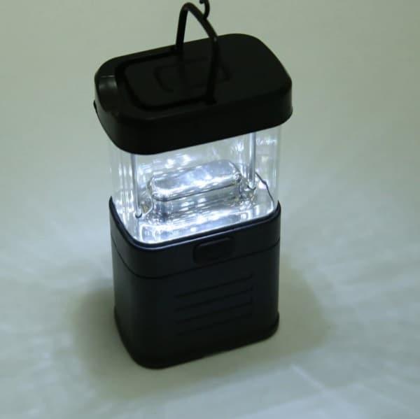 Подвесной фонарик с крючком