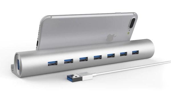 7-портовый USB-хаб Aiffect