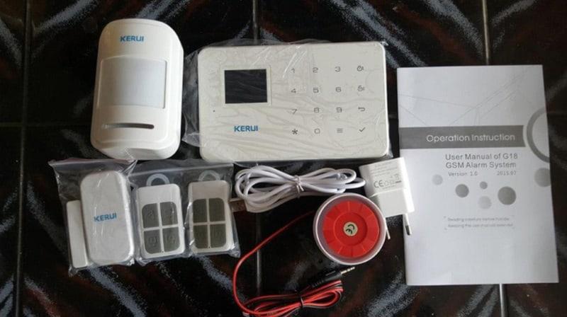 15 наборов охранной сигнализации для дома с Aliexpress