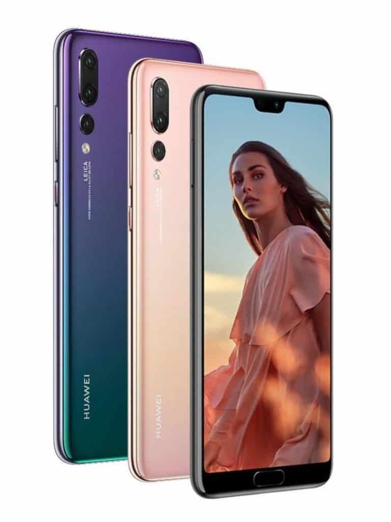 10 лучших смартфонов Huawei 2018