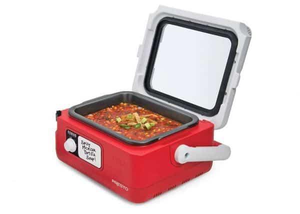 Портативный контейнер для медленного приготовления еды Nomad