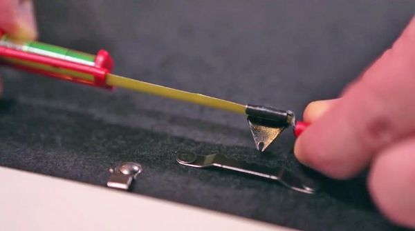Рулетка с пузырьковым уровнем Hang-o-matic