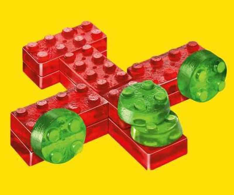 Набор для приготовления желейных блоков JELL-O