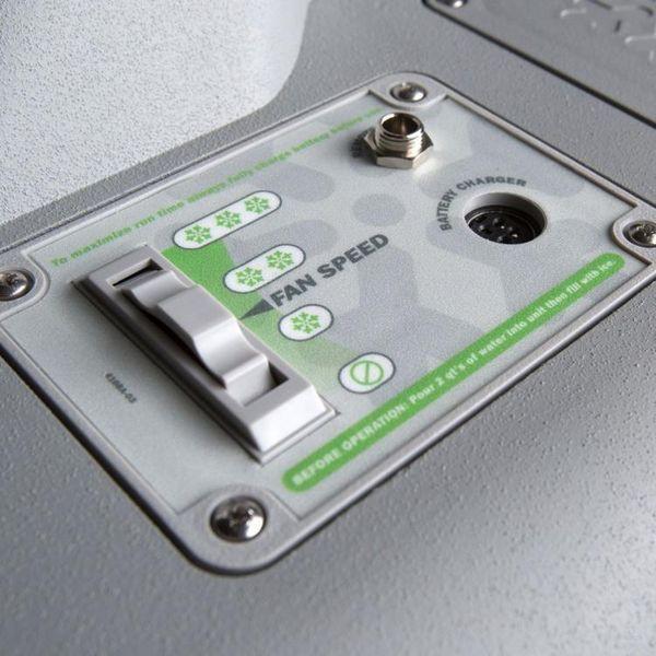 Переносной холодильник с функцией кондиционера IcyBreeze