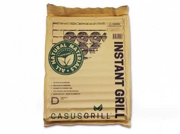 Биоразлагаемый бамбуковый гриль CasusGrill