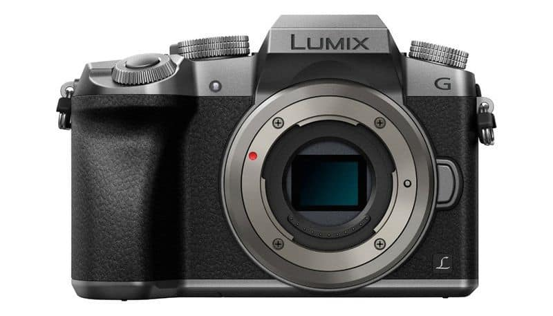 Бюджетная камера Panasonic LUMIX DMC-G7