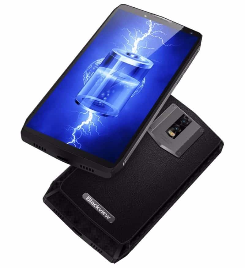 Телефон для длительного использования Blackview P10000 Pro