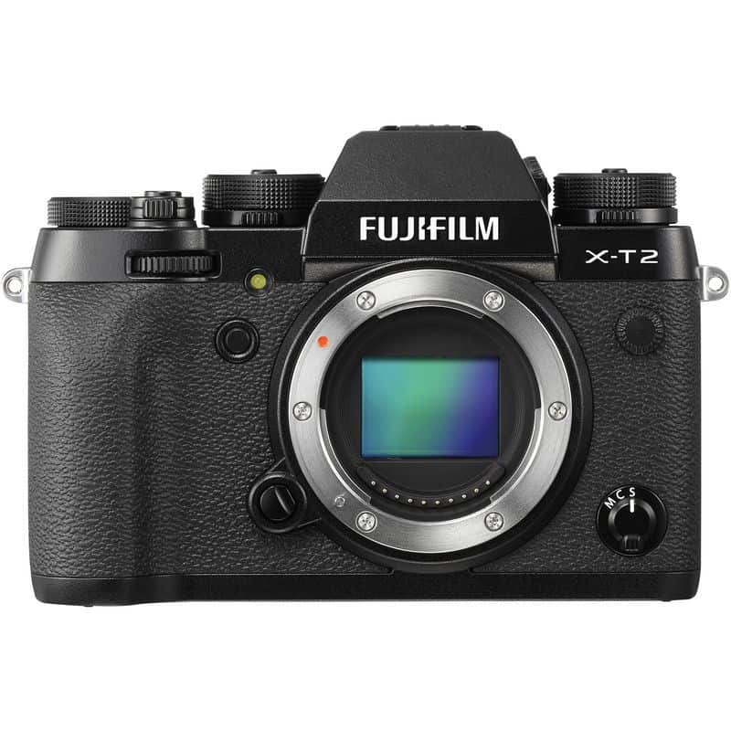 Защищённый фотоаппарат Fujifilm X-T2